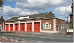 Plaistow Fire Station.